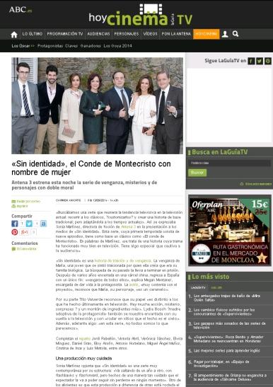 ABC.es - Presentación SIN IDENTIDAD.