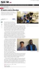 Estreno Viajando con Marsillach - Madrid 26 de febrero de 2016 - @LuisMottola @CIABMarsillach @BMarsillach @FundLaCaixa. Luis Mottola protagoniza YO ME BAJO EN LA PRÓXIMA, ¿Y USTED? y FELIZ ANIVERSARIO de Adolfo Marsillach.