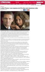 #estreno #PrefieroQueSeamosAmigos Diario de Córdoba #Madrid @LuisMottola @Sarandonga55 @TeatroLaLatina @_pentacion_