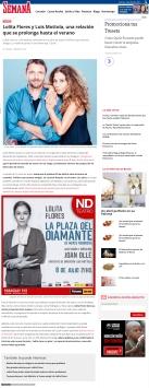 #estreno #PrefieroQueSeamosAmigos semana.es #Madrid @LuisMottola @Sarandonga55 @TeatroLaLatina @_pentacion_