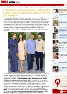HOLA.com - Presentación SIN IDENTIDAD.